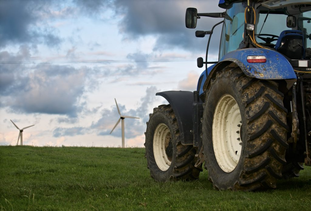 The Cost of Replacing Tyres in Agriculture